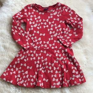 Gap bow dress